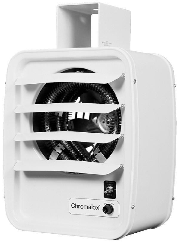 Chromalox Unit Blower Heaters